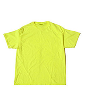 Tie-Dyed CD1222 - Adult Short-Sleeve Neon Tee