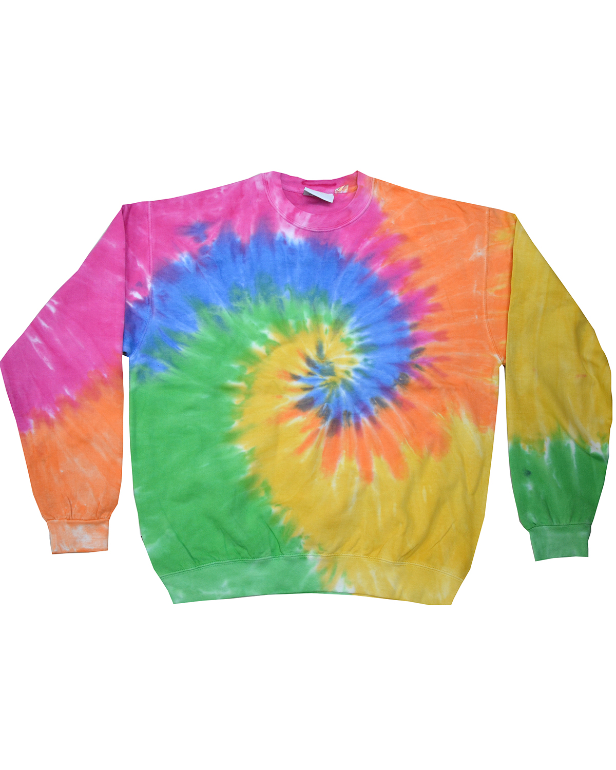 Tie-Dyed H8100 - Adult Tie-Dyed Fleece