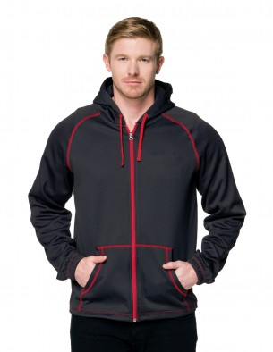 TMR F7173 - Full zip hoody