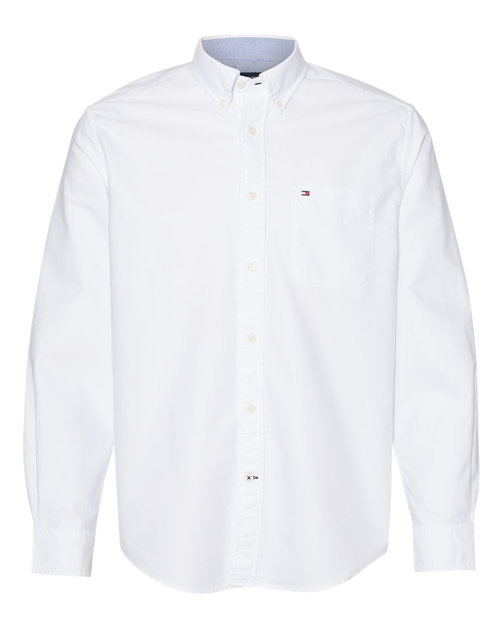 Tommy Hilfiger 13H1864 - New England Solid Oxford Shirt