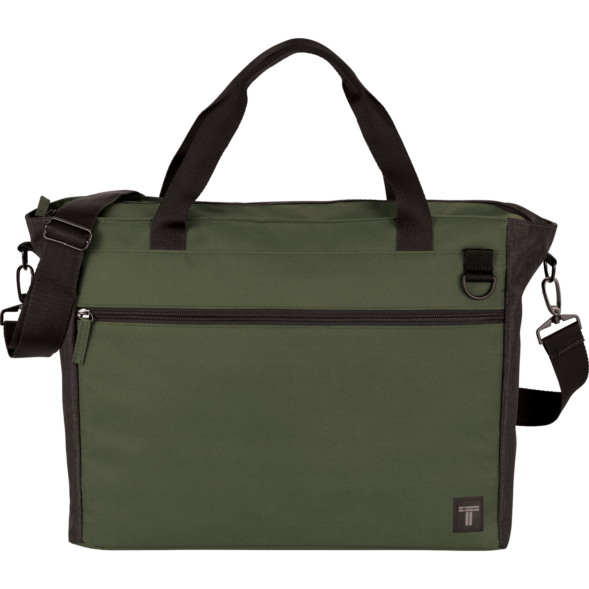"Tranzip 2020-05 - Brief 15"" Computer Tote"