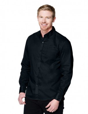 Tri-Mountain Gold W700LS - men's long sleeve shirt
