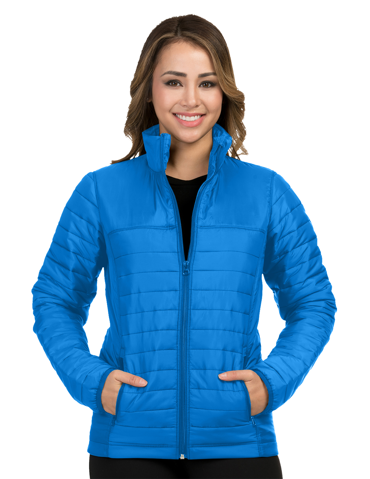 Tri-Mountain JL8260 - Lacey  Women's Quilted Puffer Jacket