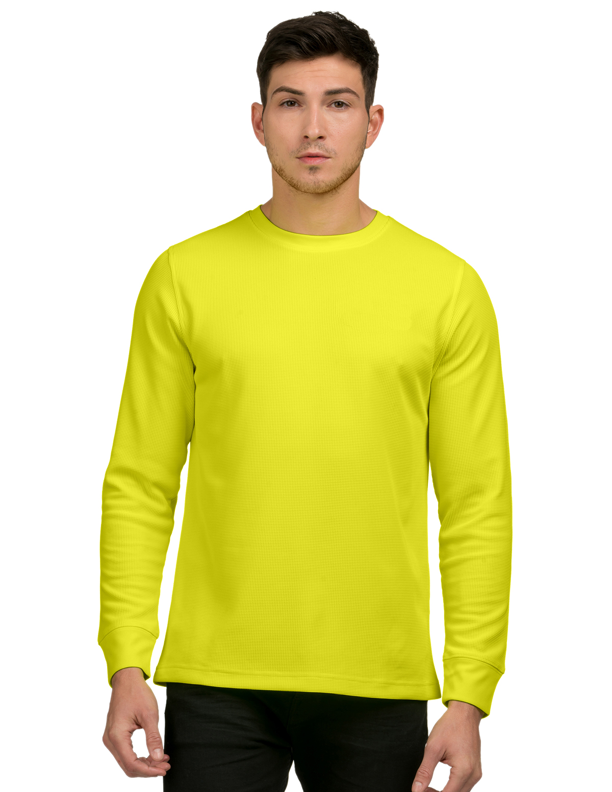 Tri-Mountain K500 - Essent Safety Long Sleeve Safety ...