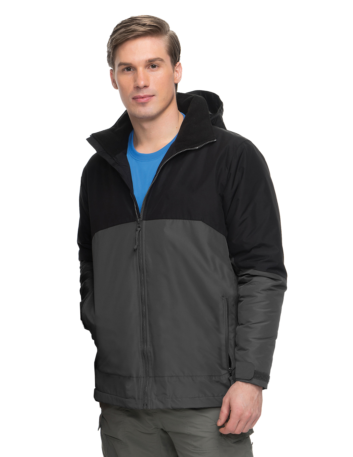 Tri-Mountain J8920 - Edge Men's Heavyweight Jacket