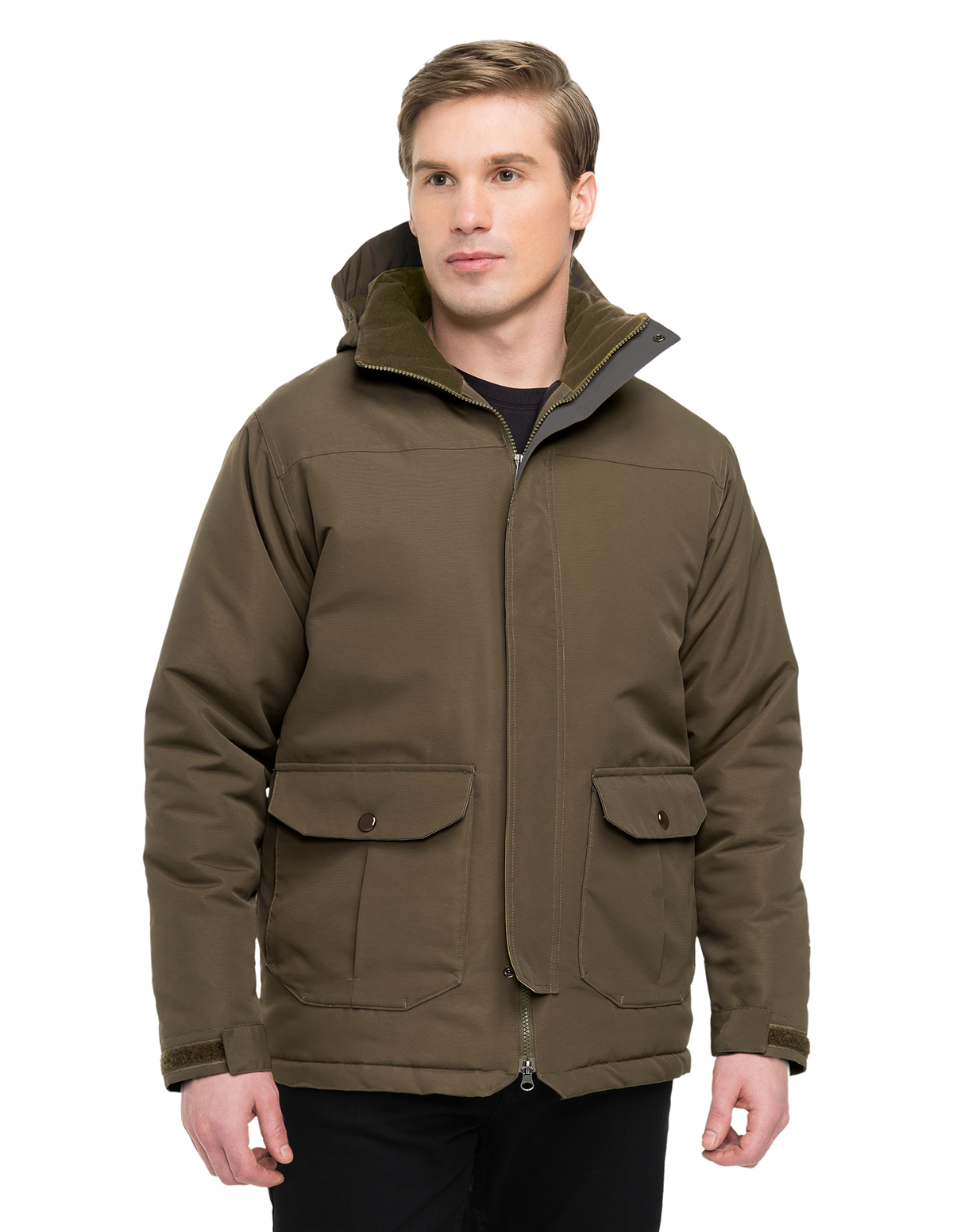 Tri-Mountain J8960 - Aspen Men's Heavyweight Jacket