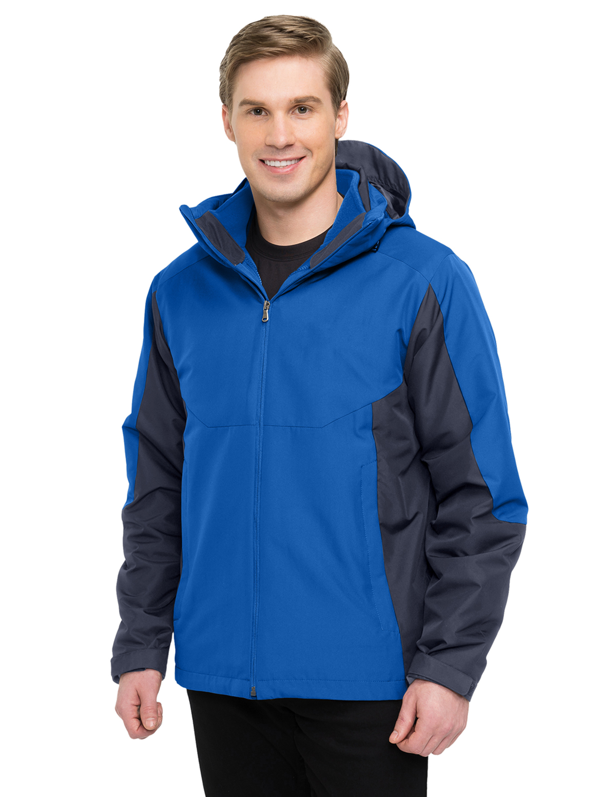 Tri-Mountain J8890 - Bellingham Men's 3-in-1 System Jacket