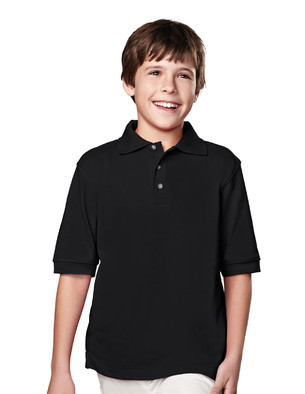 Tri-Mountain Performance 090 - Element Youth golf shirt