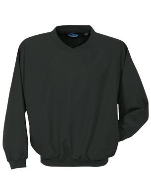 Tri-Mountain 2500 男士防风保暖V领宽松套头衫