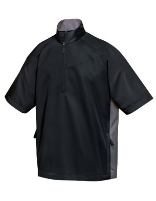 Tri-Mountain Performance 2610 - Icon short sleeve windshirt