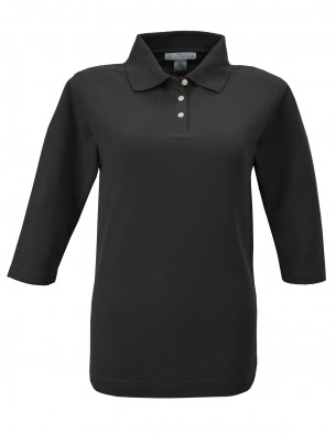 Tri-Mountain Performance 601 - Aurora women's pique knit golf shirt
