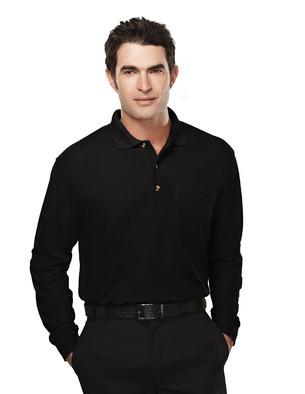Tri-Mountain Performance 609 - Spartan pocketed golf shirt
