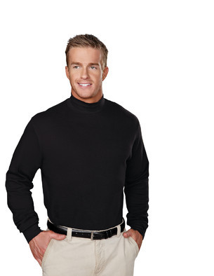 Tri-Mountain Performance 620 - Graduate mock turtleneck