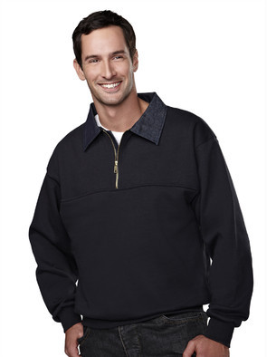 Tri-Mountain Performance 645 - Alert pullover sweatshirt