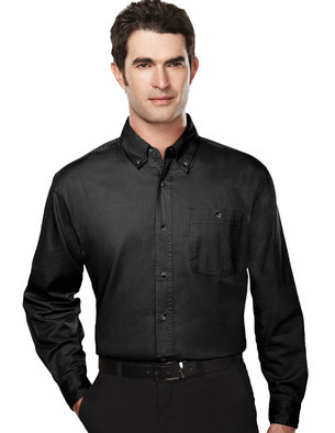 Tri-Mountain Performance 810 - Executive men's pocketed shirt