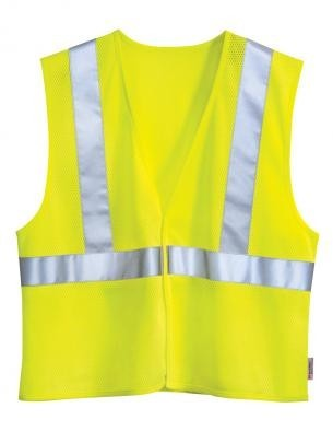 Tri-Mountain Performance 8430 - Zone polyester mesh safety vest