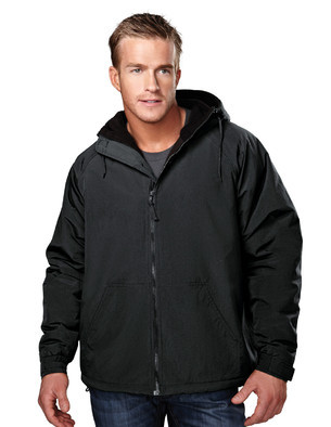 Tri-Mountain Performance 8480 - Conqueror hooded jacket