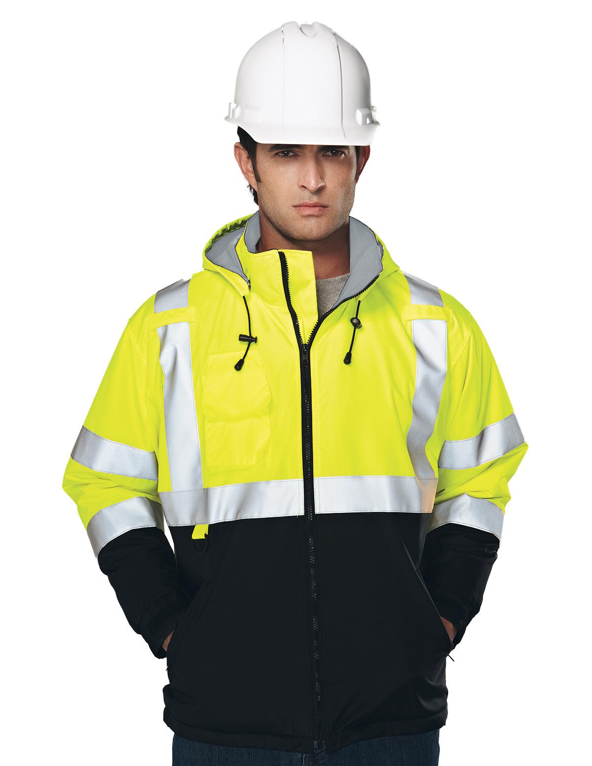 Tri-Mountain Performance 8831 - Beacon ANSI Class 3 jacket