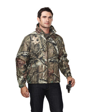 Tri-Mountain Performance 8886C - Mountaineer camo jacket
