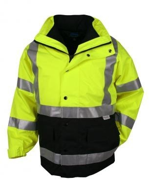 Tri-Mountain Performance 8980 - Industry waterproof safety parka
