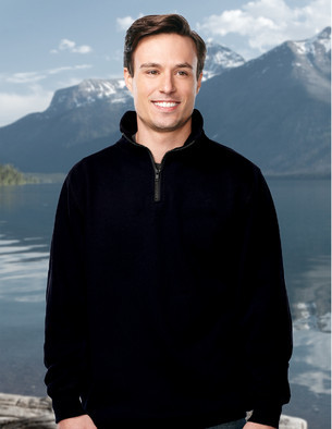 Tri-Mountain Performance F681 - Viewpoint pullover sweatshirt
