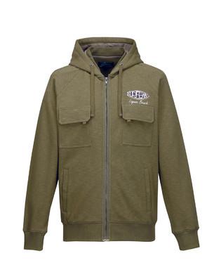 Tri-Mountain Performance F688 - Hilo Men's hooded sweatshirt