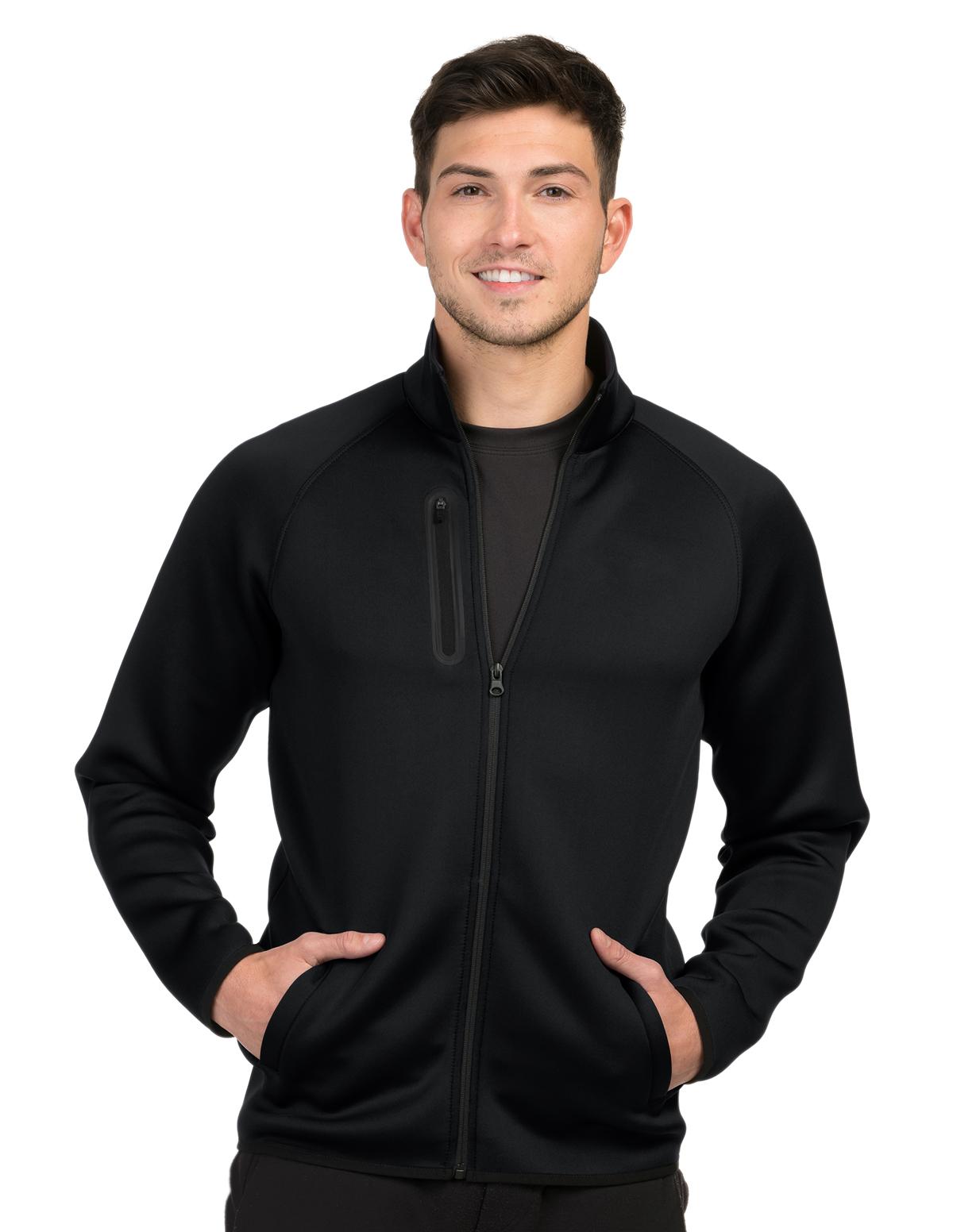 Tri-Mountain Performance F7000 - M's Layer Knit Jacket