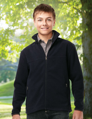 Tri-Mountain Performance FY7608 - Alpine youth fleece jacket