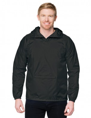 Tri-Mountain Performance J1005 -  hooded anorak jacket