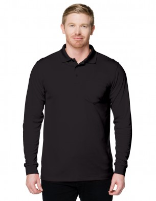 Tri-Mountain Performance K020PLS - Men's long sleeve ...