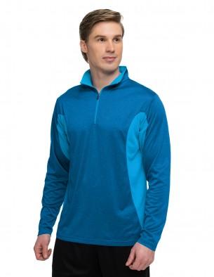 Tri-Mountain Performance K210 - Men's long sleeve pullover