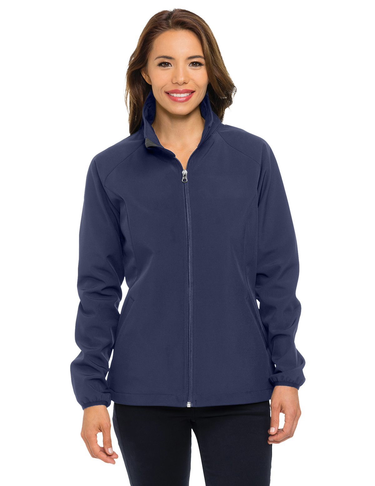 Tri-Mountain Performance JL6350 - Lady Vital Bonded Soft Shell Jacket