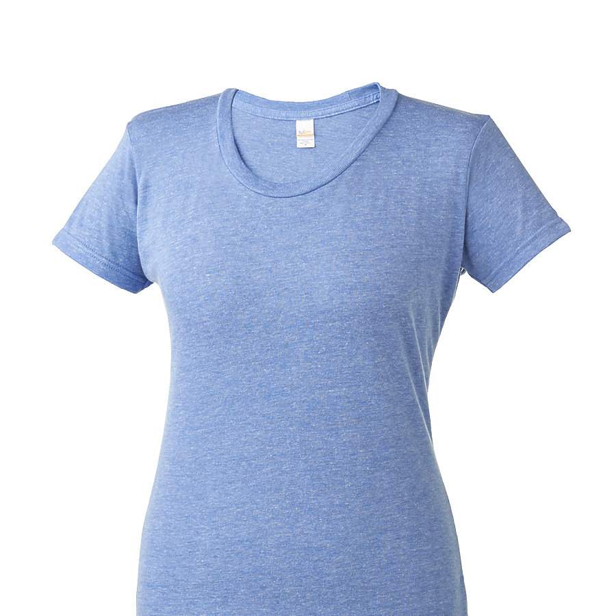 Tultex 253 - Ladies' Slim Fit Tri Blend Tee