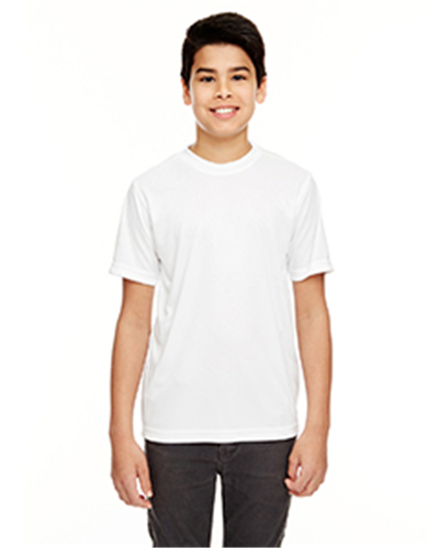 Ultra Club 8620Y - Youth Cool & Dry Basic Performance T-Shirt