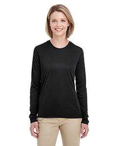 Ultra Club 8622W - Ladies' Cool & Dry Performance Long-Sleeve Top