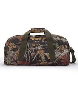 UltraClub 5563 - Sherbrook Camo Large Duffel