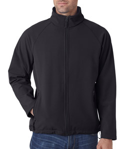 UltraClub 8265 - Men's Soft Shell Jacket