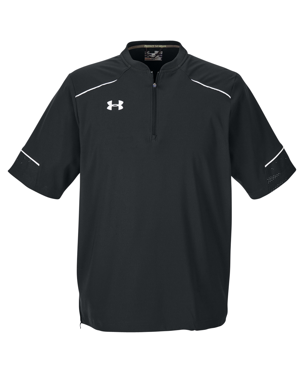 Under Armour 1252002 - Men's Ultimate Short Sleeve Windshirt