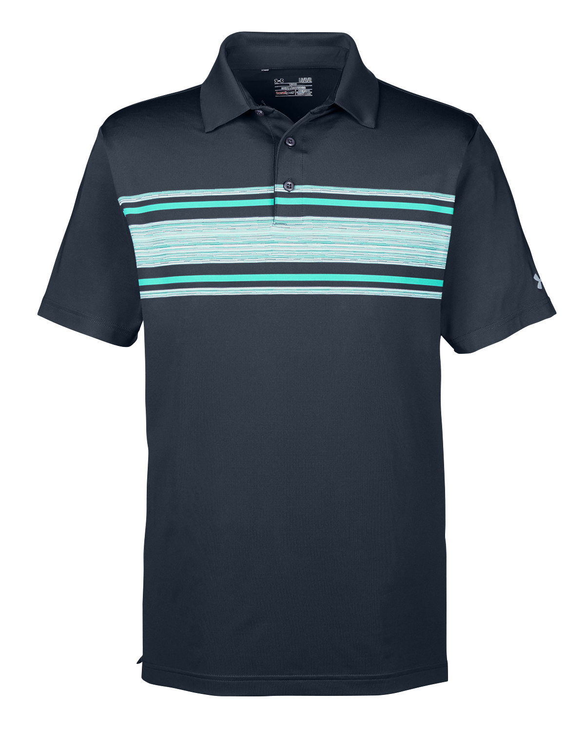 Under Armour 1253479 - Men's Playoff Space Dyed Polo