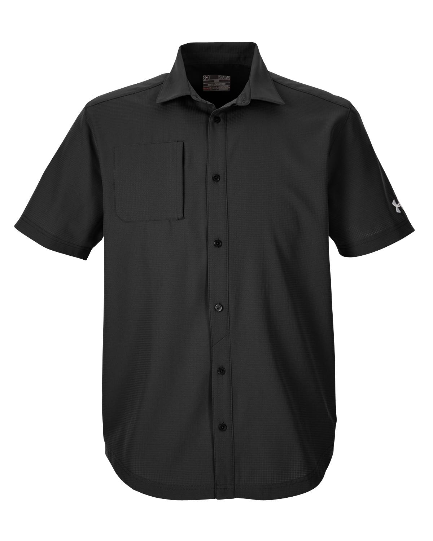 Under Armour 1259095 - Men's Ultimate Short Sleeve Buttondown