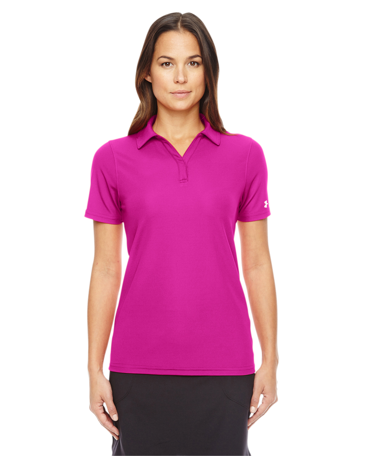 Under Armour 1261606- Ladies' Corp Performance Polo