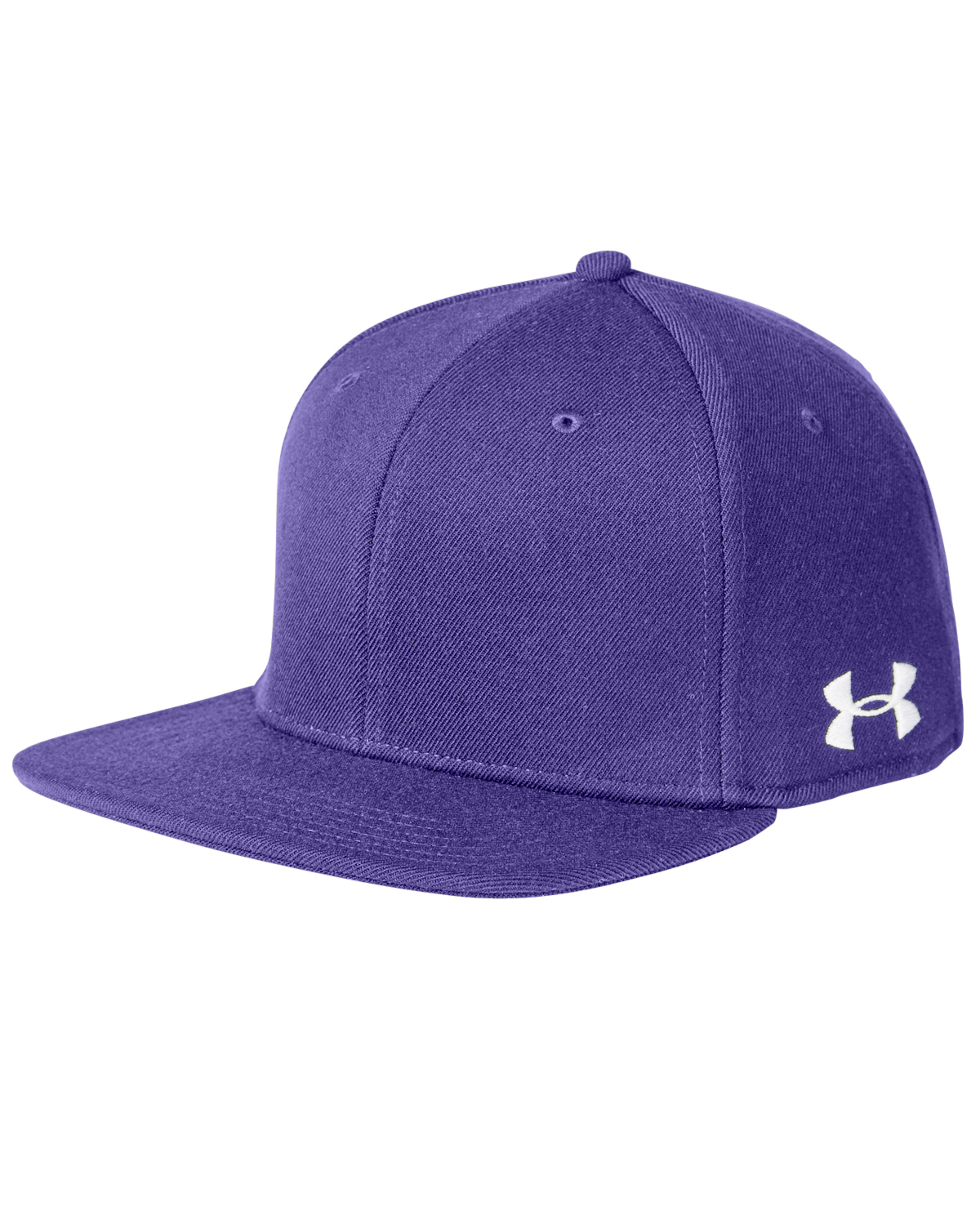 Under Armour 1282141 - Flat Bill Cap - Solid