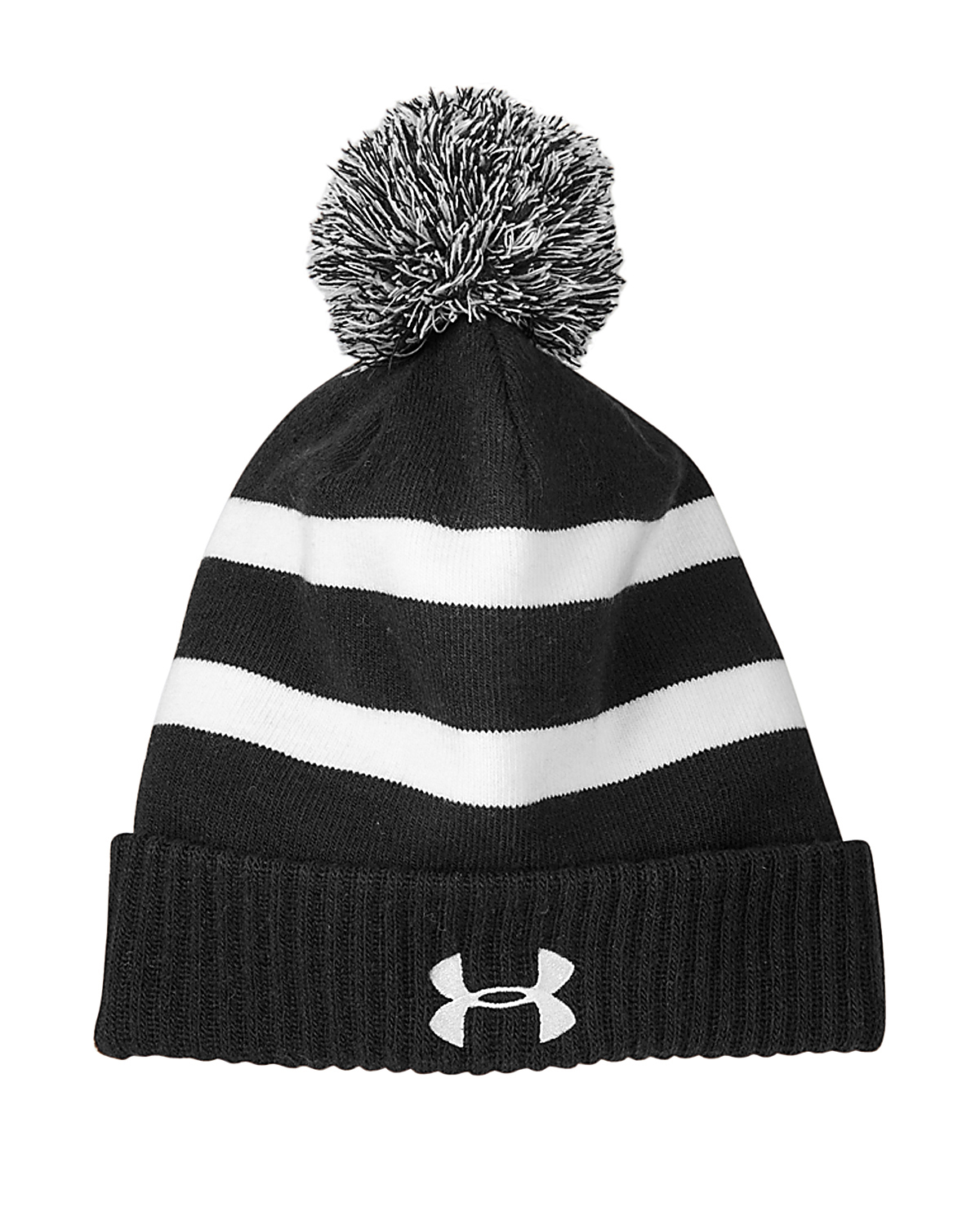 Under Armour 1282228 - Stripe Pom Beanie