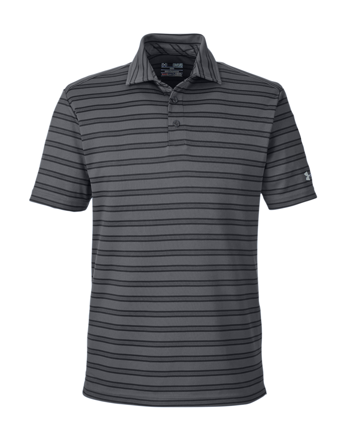 Under Armour 1283704 - Tech Stripe Polo
