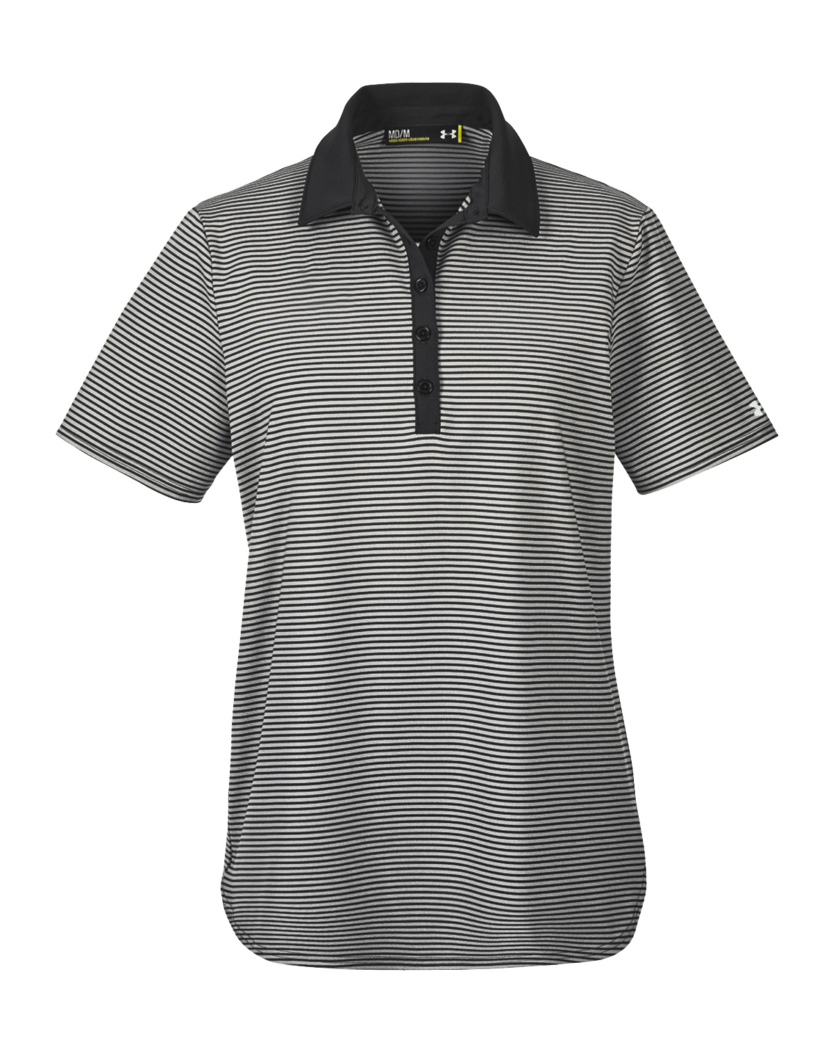 Under Armour 1283944 - Ladies' Playoff Stripe Polo