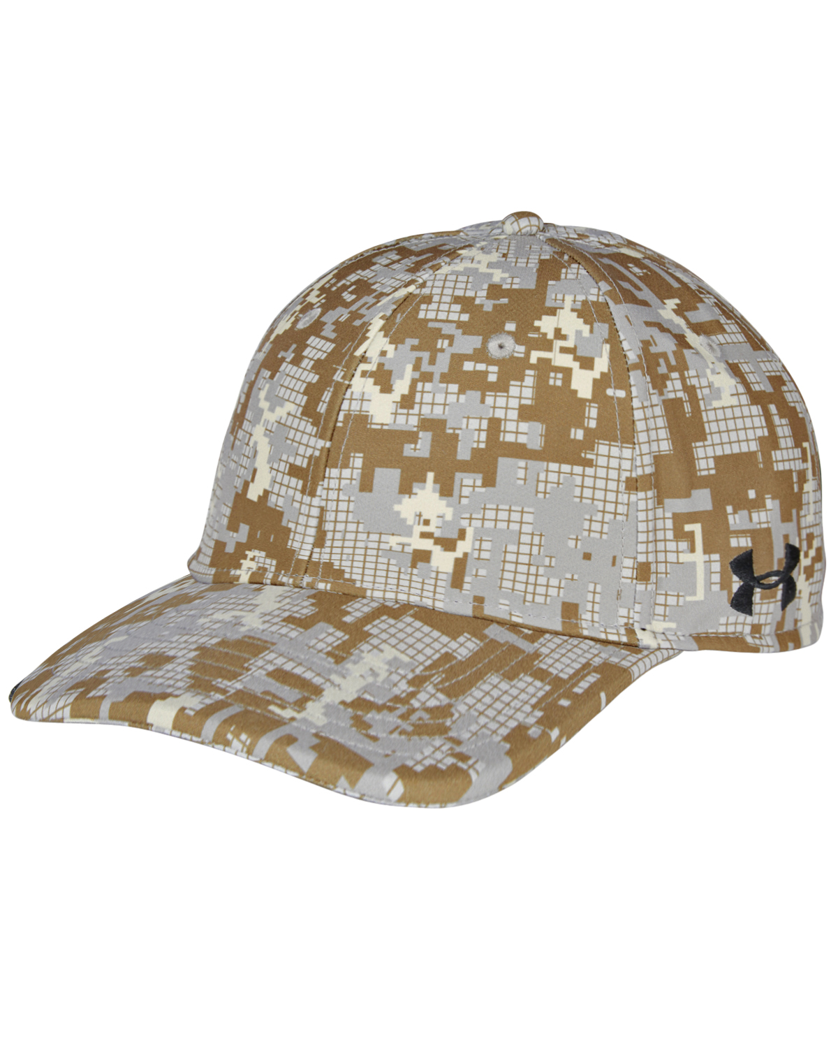 Under Armour 1285134 - Curved Bill Cap - Digi Camou