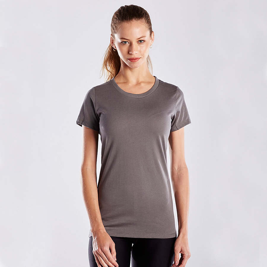 US Blanks US100 - Women's Short Sleeve 30/1'S T-Shirt