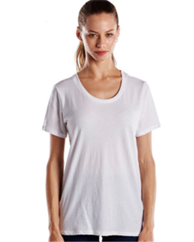 US Blanks US115 - Ladies' Short-Sleeve Loose Fit Boyfriend ...