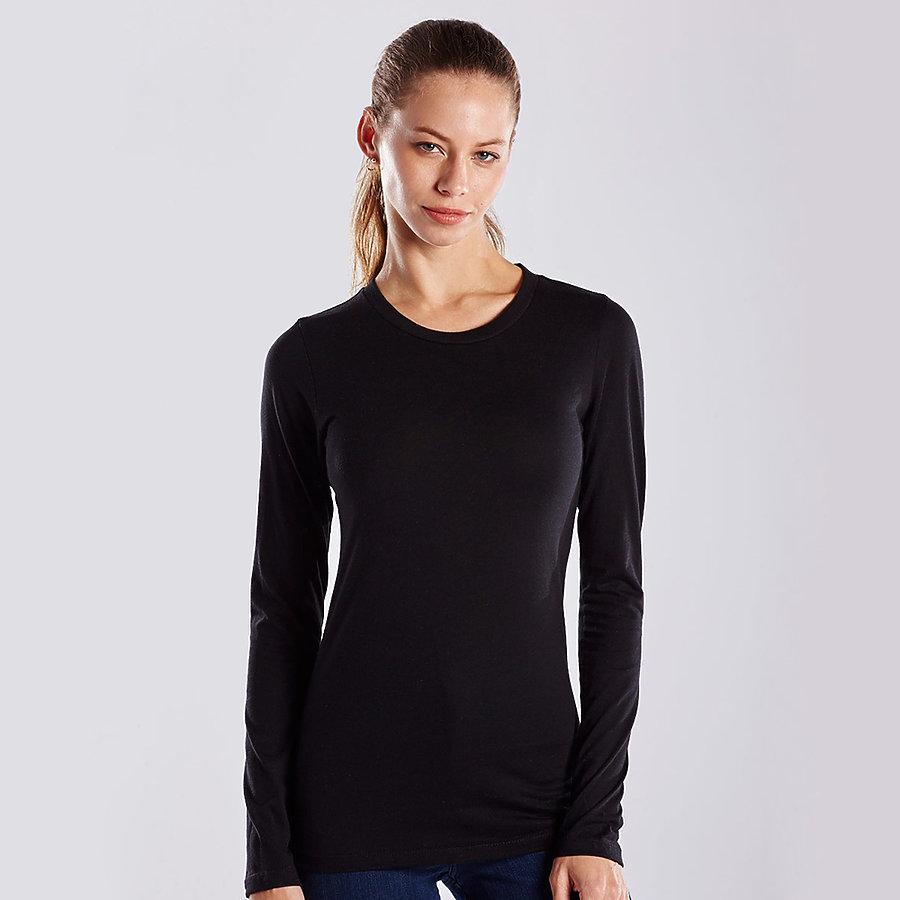 US Blanks US190 - Women's Long Sleeve T-Shirt