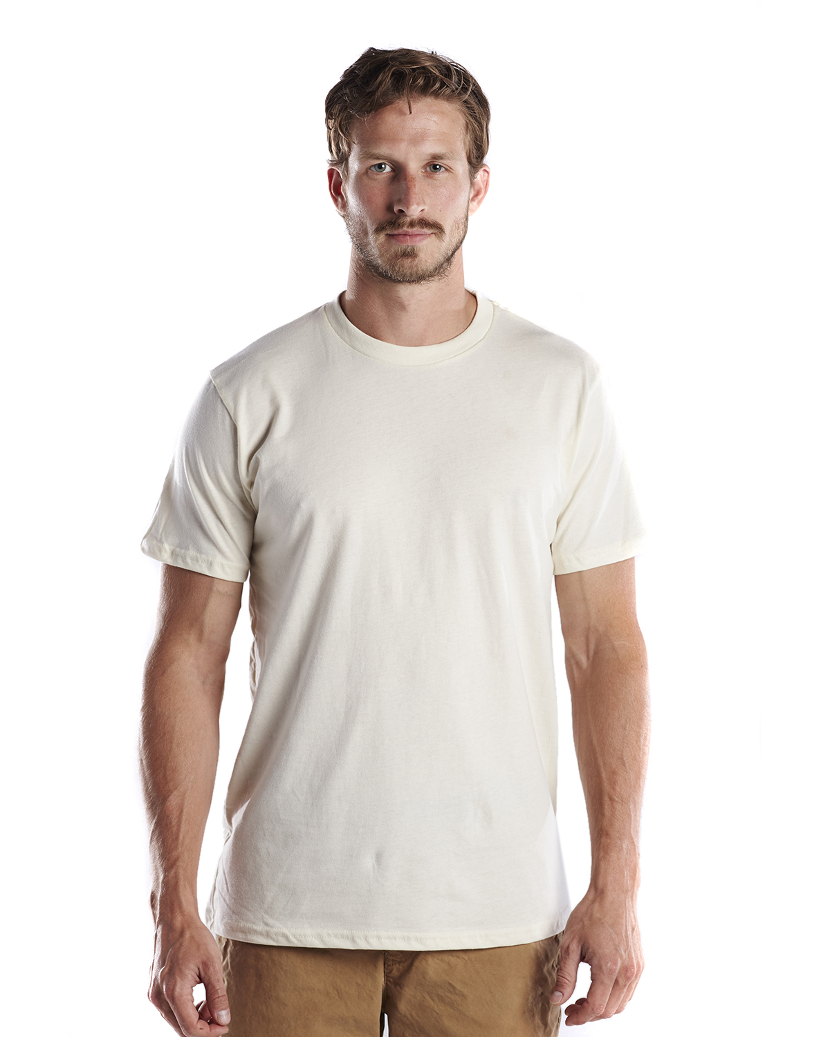 US Blanks US2000G - Men's 4.5 oz. Short-Sleeve Garment-...
